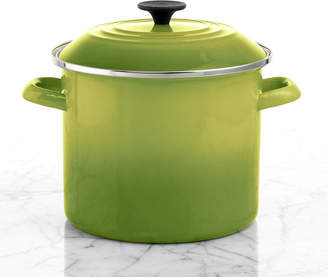 Le Creuset (ル クルーゼ) - Le Creuset Enameled Steel 8 Qt. Covered Stockpot