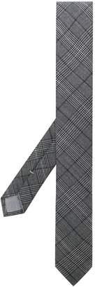 Eleventy classic checked tie