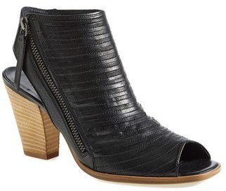 Women's Paul Green 'Cayanne' Leather Peep Toe Sandal $349 thestylecure.com