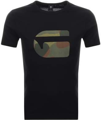 G Star Raw Mai Slim Fit T Shirt Black
