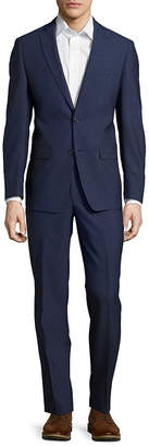Michael Kors Wool Textured Suit