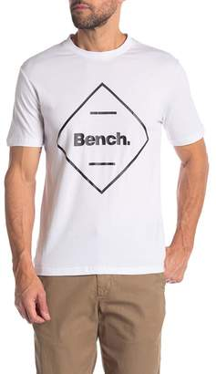 Bench Front Print Tee