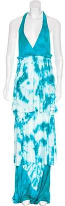 Young Fabulous & Broke Tie-Dye Maxi Dress