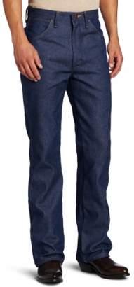 Wrangler Men's Western Bootcut Slim Jean