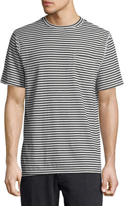 Sovereign Code Men's Father Striped Crewneck T-Shirt