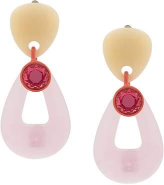 Dannijo Kiss earrings