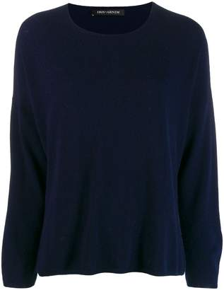 Iris von Arnim knitted top