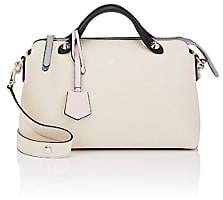Fendi Women's By The Way Small Shoulder Bag - Cream