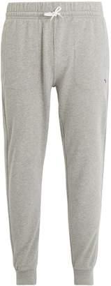 MAISON KITSUNÉ Classic cotton-jersey track pants