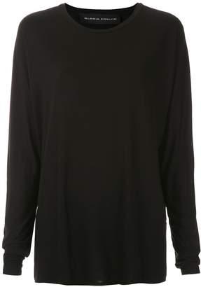 Gloria Coelho long sleeved top