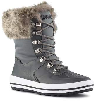Cougar Viber Nylon Faux Fur Lined Waterproof Snow Duck Boot