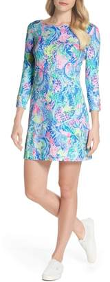 Lilly Pulitzer R) Sophie UPF 50+ Shift Dress