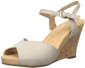 Aerosoles Women's Bloom Plush Wedge Sandal