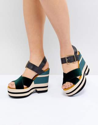 Asos DESIGN Honest Premium Wedges