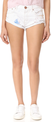 One Teaspoon Bandits Shorts $110 thestylecure.com