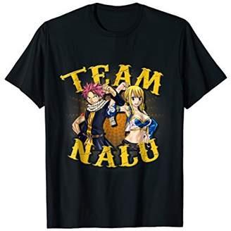 Fairy Tail Team NaLu t-shirt