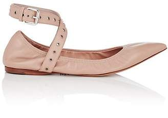 Valentino WOMEN'S LOVE LATCH BALLET FLATS