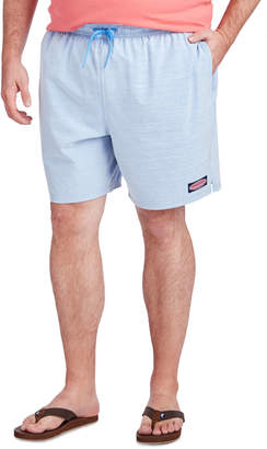 Vineyard Vines Solid Heathered Chappy Trunks