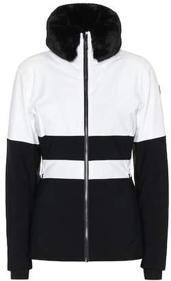Fusalp Levanne faux fur-trimmed ski jacket