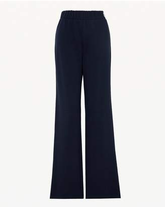 Juicy Couture JXJC Juicy Logo Wide Leg Side Zip Terry Pant