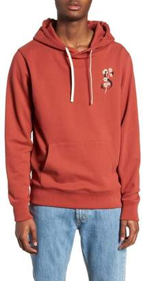 Saturdays NYC Ditch Poppy Hooded Sweatshirt