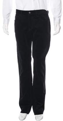 Michael Kors Corduroy Straight-Leg Pants w/ Tags