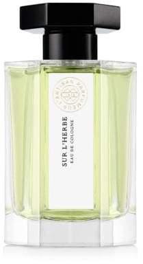 L'Artisan Parfumeur Sur LHerbe Eau de Cologne/3.4 oz.