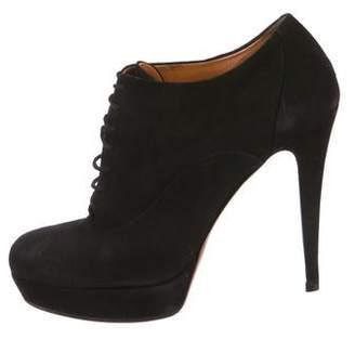 cc51f16932e Gucci Black Round Toe Boots For Women - ShopStyle Australia