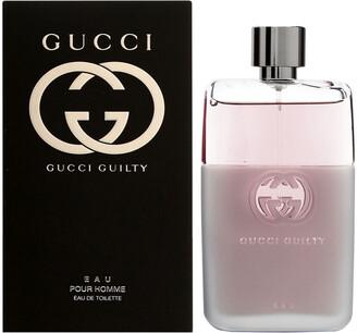 Gucci Men's 3Oz Guilty Eau De Toilette Spray