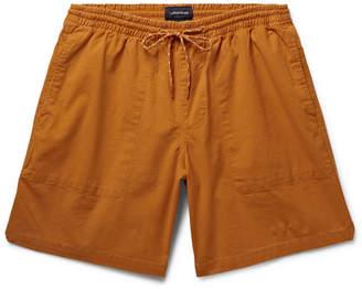 J.Crew Cotton-Blend Ripstop Drawstring Shorts - Men - Orange