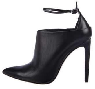 Alexander Wang Audrey Leather Booties