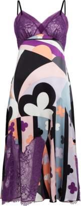Emilio Pucci Slip Midi Dress