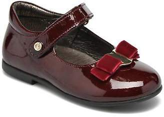 Naturino Kids's  4891 Strap Ballet Pumps in Burgundy
