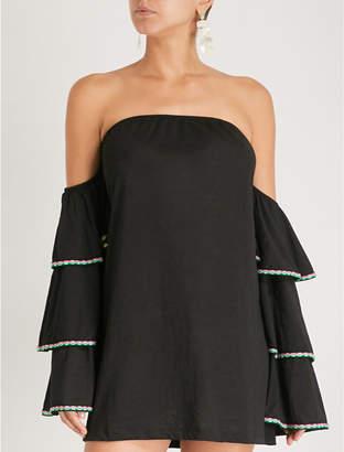 Pitusa Latina cotton-blend dress