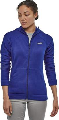 Patagonia R1 Full-Zip Hooded Fleece Jacket - Women's
