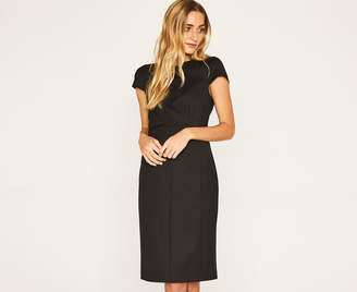 Oasis CAMILA SPLIT DETAIL DRESS