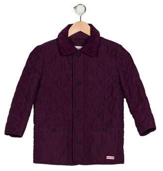 Hunter Girl's Quilted Jacket