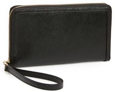 Halogen Zip Around Wallet