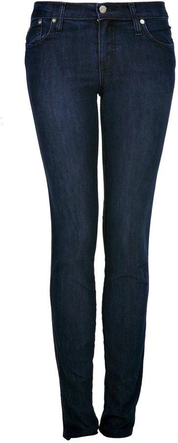 Nobody Denim Mod Tube Mid Rise Skinny Jean