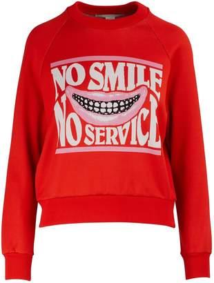 Stella McCartney Stella Mc Cartney Oversized sweatshirt