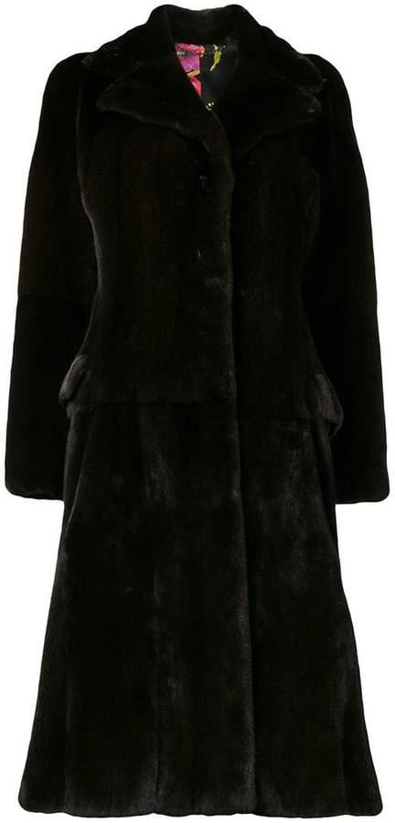 Liska Kennedy fur coat