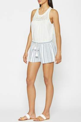 Joie Striped Comfy Shorts