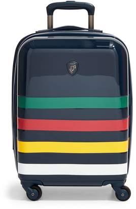 "Heys Hbc Stripes HBC x Lightweight 21"" Fashion Spinner Carry-On Luggage"