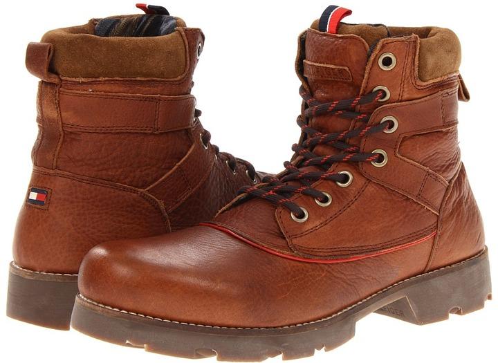 Tommy Hilfiger Chilo (Brown) - Footwear