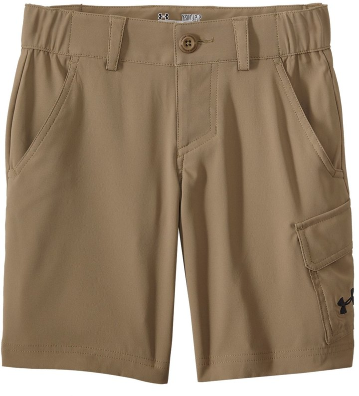 Under Armour Boys' Solid Shark Bait Cargo Short (620) - 8145589