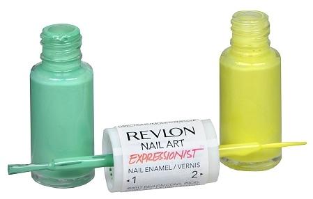 Revlon Nail Art Expressionist Nail Enamel Monet, Monet