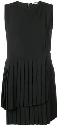 P.A.R.O.S.H. sleeveless shift mini dress