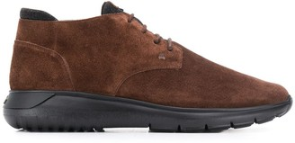 Hogan Interactive3 lace-up boots
