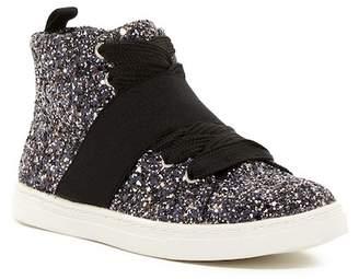 Dolce Vita Zoa Glitter High-Top Sneaker (Little Kid & Big Kid)