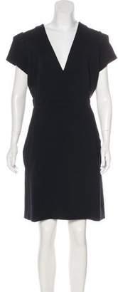 Marni Wool Knee-Length Dress